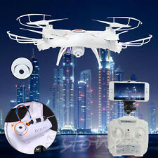 RTF 2.4GHz 6 Axis 4CH WiFi FPV RC Quadcopter Helicopter Camera Drone