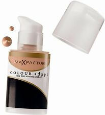 3 x Max Factor, Colour Adapt Foundation, 34ml, Various Shades, New & Sealed