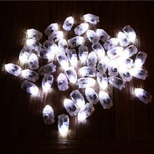 50pcs/lot LED Balloon Light Lamp for Paper Lantern Wedding Party Decoration