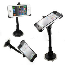 Car Vehicle Windshield Suction Cup Mount Rotating Holder for iPhone 4/4s/5/5s