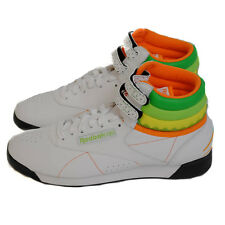 GENUINE REEBOK WOMENS SUSHI HI-TOP TRAINERS 'SUSHI INTERNATIONAL EDITION
