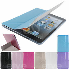 Smart Cover Wake Up / Sleep Stand Magnetic Case For Apple iPad 2/3/4 Mini / Air