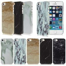 Fashion Crystal Marble Pattern Hard Back Case Cover Skin for iPhone 5/5S/6/6Plus