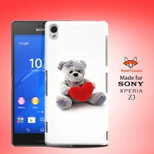 Teddy Bear Case Cover for Sony Xperia