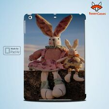 Cute Bunny Rabbit Doll Case Cover for iPad
