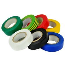 Electrical Flame Retardent Insulation PVC Tape Big Rolls Insulating 19MM X 20M*