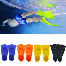 Snorkeling Diving Swimming Training Silicone Gel Swim Fins Flippers Youth &Adult