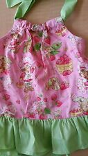 Strawberry Shortcake Dress Size 3 Month, 6 Month, 12 Month & 24 Month
