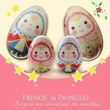 Little Prince Tinplate Metal Easter Trinket Organizer Jewelry Candy Container