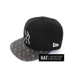 New Era - New York Yankees Glogo Black Strapback