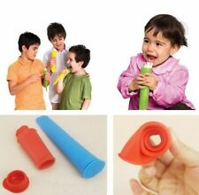 NEW Design Silicone Mold Push Up Ice Cream Jelly Lolly Pop Maker Popsicle Mould