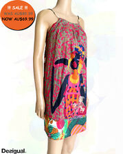 Desigual Multi Colour Dress (S/M/L) New  !!! Reduced Further !!!