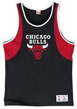 "Chicago Bulls Mitchell & Ness NBA ""Team Matchup"" Premium Tank Top Shirt"
