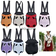 Pet Puppy Dog Carrier Backpack Front Tote Carrier Net Shopping Bag All Colors