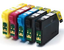 Set of Compatible (non-OEM) Ink Cartridges with extra BK to replace T1285 T1281
