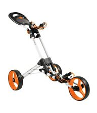 ** ONLY £109.99 ** MASTERS iCART ONE THREE WHEEL MANUAL GOLF TROLLEY