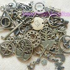 Wholesale Antique Bronze Mixed Style Alloy Charms Pendants Jewelry DIY Findings