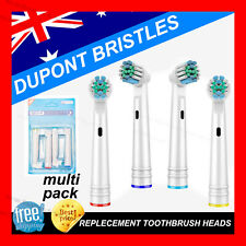 Electric Toothbrush Heads Oral B Compatible Replacement Brushx20 Precision Clean