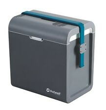 Outwell Ecocool Grey 12v Coolbox 24 Litre - Camping Fridge/ Cooler RRP £69.99
