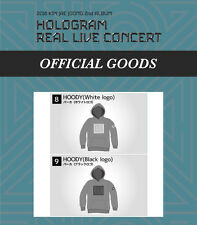 JYJ KIM JAE JOONG Hologram real live Concert in Japan official Goods Hoody