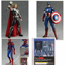 Figma Avengers Thor Marvel Anime Action Figure New In Box