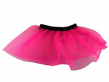 Race For Life Dance Gear Pink Legwarmers One Size & Pink Neon Tutu One Size