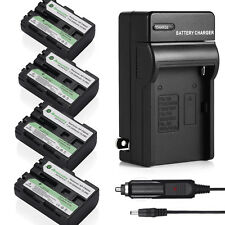 NP-FM500H Battery Pack for Sony Alpha SLT-A57 A58 A77 A99 A200 DSLR-A350+Charger