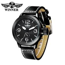 Mens Luxury Auto Mechanical Water Resistant Self-winding Analog Wrist Watch Z0D5
