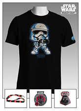 NEW Funko Star Wars Smuggler's Bounty Stormtrooper T-Shirt Pack - Size XL