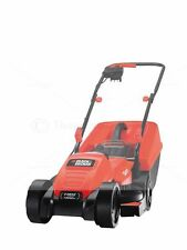 Black & Decker Electric Rotary E-Drive Lawnmower Closest Edge Cutting EMAX32S
