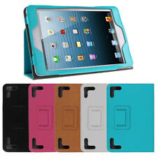 """Folio PU Leather Case Cover Stand for iPad Mini 1/2/3/4 7.9"""" Tablet PC MID PDA"""