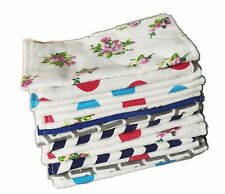Double Layer Cotton Flannel New born baby absorment burp Cloth Diaper Wipes