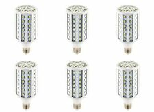 87x 5050 DC 12V LED Light Bulb DC Battery Street Post Solar Lamp - 17W - 6 Pack