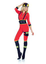 Adult Sexy Three Alarm Firefighter Costume by Underwraps Costumes 28352