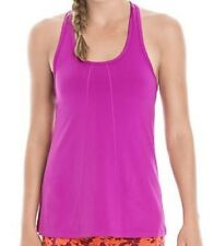 LOLE PURPLE FANCY TANK YOGA ATHLETIC RACERBACK TOP UPF 50+ S, M, L NWT!!!