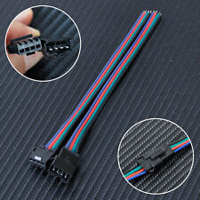 15cm 4Pin Male/Female RGB Connector Wire Cable for 3528 5050 SMD LED Strip Light