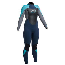 Gul Response Ladies BS 3/2 Summer Wetsuit (Navy/Marl)