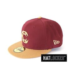 Crooks & Castles - Chain C Burgundy Khaki Fitted