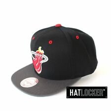 Mitchell & Ness - Miami Heat XL Reflective Snapback