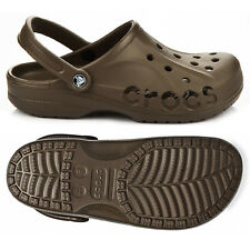 Crocs Baya Clogs Sandal Summer Water Shoes Adult Unisex Chocolate 10126-200
