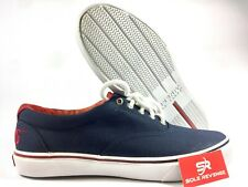 New Mens Sperry Top-Sider x Jaws Movie Striper CVO Boat Shoe Blue Red White j1