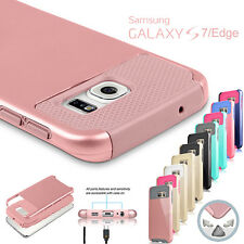 Slim ShockProof Armor Protective Hard Case Cover For Samsung Galaxy S7 / S7 Edge