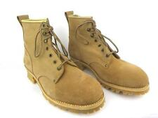 Men's Rugged Leather Boots By Trofal Resistant And Durable With Goodyear Sole