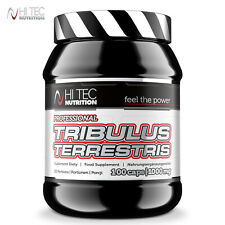 Tribulus Terrestris 100-200 Capsules Testosterone Booster Muscle Growth Anabolic