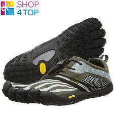 VIBRAM SPYDIRON LS W4125 FIVEFINGERS WOMENS SHOES MILITARY GREEN GREY BLACK NEW