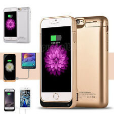 """External Battery Backup Charger Case Pack Power Bank for iPhone 6 4.7""""/6S Plus"""