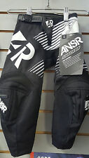 Answer Youth A15 Syncron Black ATV MX Motocross Offroad Motorcycle Riding Pant