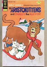 Aristokittens #7-1975 fn+ Aristocats O'Malley and the Alley Cats