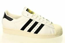 adidas Superstar 80's G61070 Mens Trainers~Originals~UK 3.5 TO 10 ONLY~C2