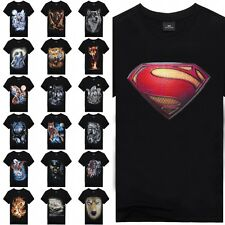 2016 Hot New Mens Slim Fit Stylish Shirt Short Sleeve Casual T-shirts Tee Tops